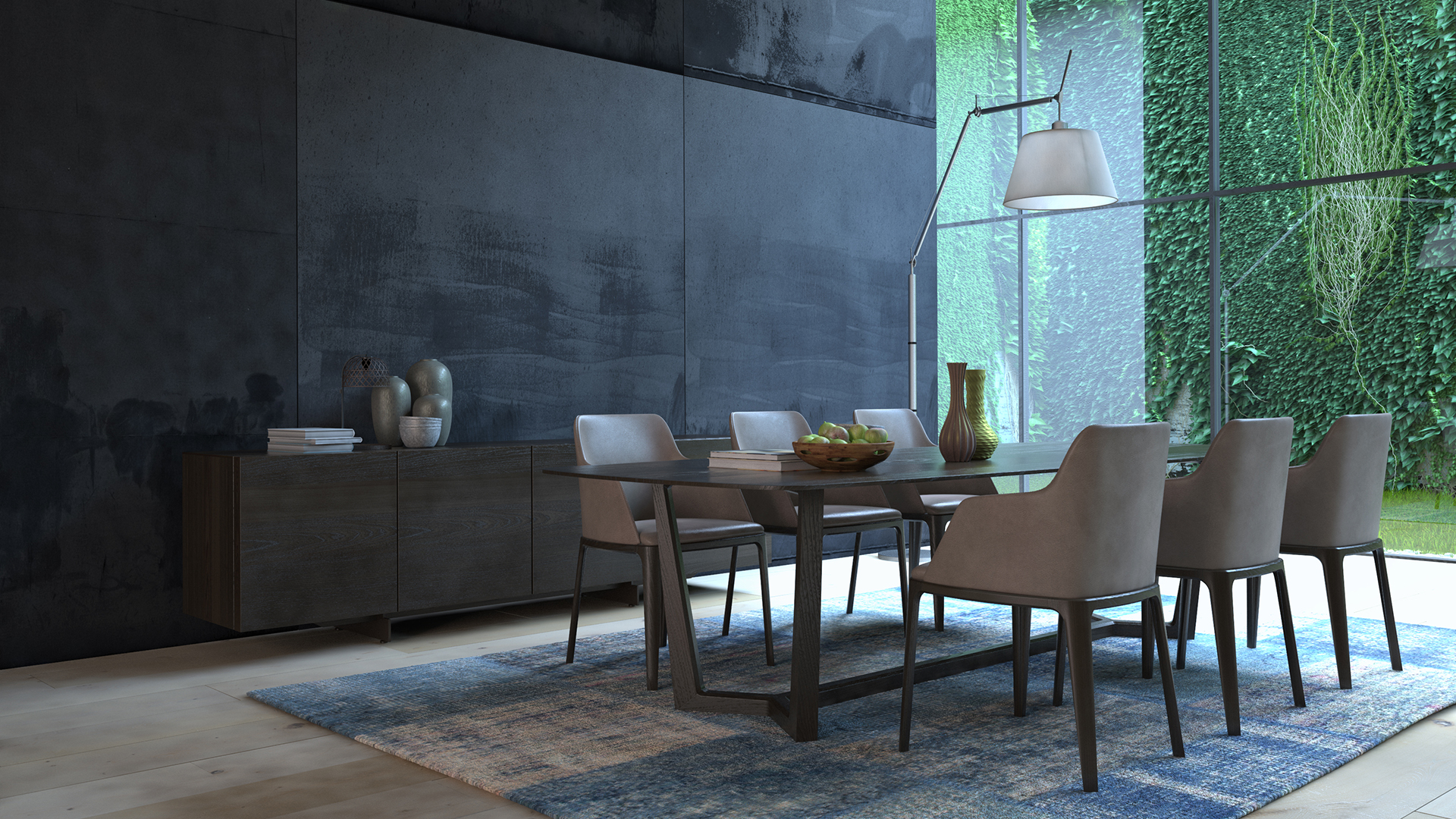 Impression Wohnraum Mariacher Real Estate